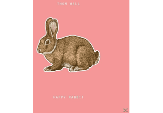 Thom Hell - Happy Rabbit - (CD)