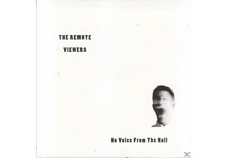 The Remote Viewers - No Voice From The Hall - (CD)