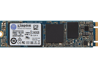 KINGSTON KNG 240GB SSDNow M.2 SATA3 550/330MB/s Dahili SSD SM2280S3G2/240G
