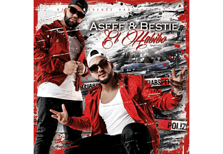 Aseef & Bestie - El Habibo - (CD)