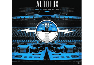 Autolux - Live At Third Man Records - (Vinyl)