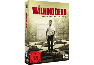 The Walking Dead - Staffel 6 (Uncut) - (Blu-ray)