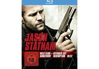 Jason Statham Box - (Blu-ray)