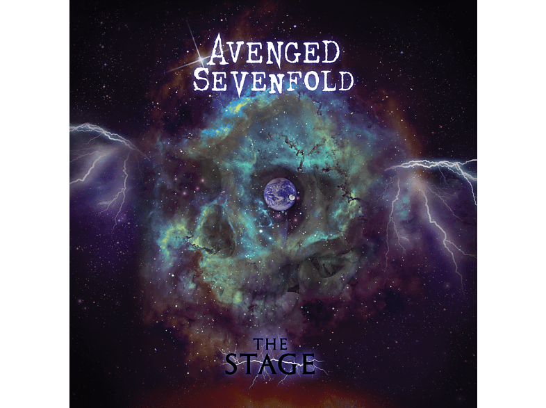 Avenged Sevenfold - The Stage [CD]