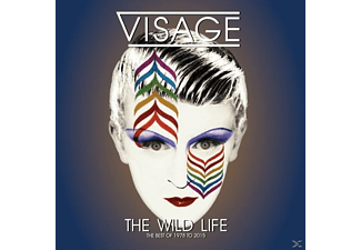 Visage - The Wild Life (The Best Of 1978-2015) - (CD)