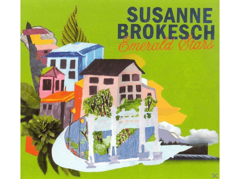 Susanne Brokesch - Emerald Stars [CD]