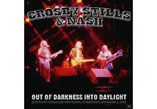 Crosby Stills & Nash - Out Of Darkness Into Daylight - (CD)