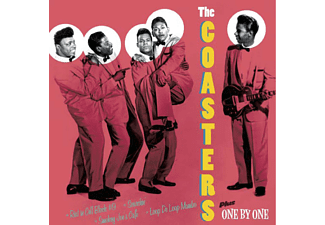 The Coasters - Coasters/One by One (CD)