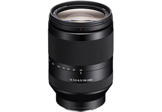 SONY Objectif grand angle OSS FE 24-240mm F3.5 - 6.3 (SEL24240.SYX)