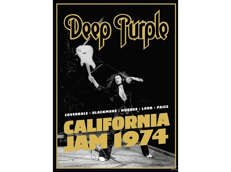 Deep Purple - California Jam 1974  [DVD]