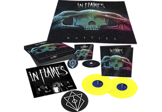 In Flames - Battles (+CD) - (LP + Bonus-CD)