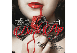 VARIOUS - Dark Pop Vol.1 - (CD)