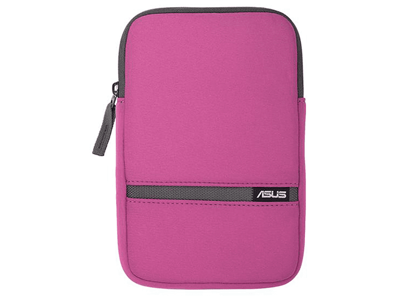 ASUS Zippered, Sleeve, 17.8 cm (7 Zoll), Universal, Pink
