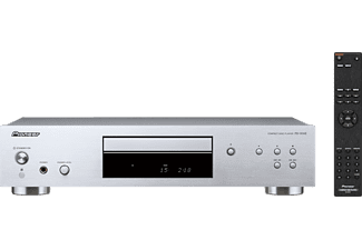 PIONEER PD-30 AE-S, CD-Player, Silber