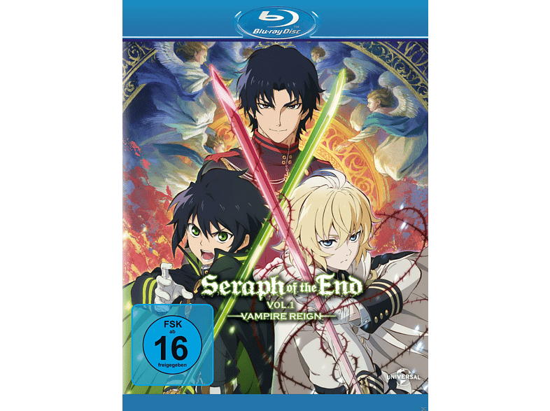Seraph of the End - Vol. 1: Vampire Reign [Blu-ray]