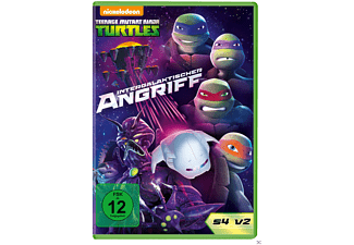 Teenage Mutant Ninja Turtles - Intergalaktischer Angriff - (DVD)