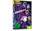 Teenage Mutant Ninja Turtles - Intergalaktischer Angriff [DVD]