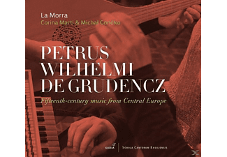 La Morra - Fifteenth-Century Music from Central Europe - (CD)