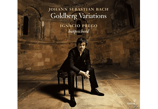 Ignacio Prego - Goldbergvariationen BWV 988 - (CD)