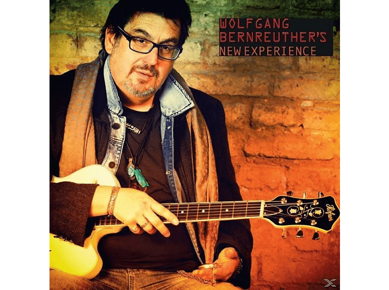 Bernreuther Wolfgang - New Experience [CD]