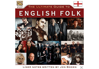 VARIOUS - The Ultimate Guide To English Folk - (CD)