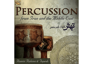 Ramin & Tapesh Rahimi - Percussion From Iran & The Middle East - (CD)
