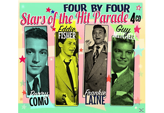 Stars Of The Hit Parade (cdx4) - Stars Of The Hit Parade (CDx4) - (CD)
