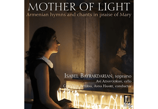 Bayrakdarian/Aznavoorian/Hamre/Coro Vox Aeterna - Mother of Light - (CD)