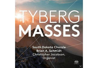 Jacobson,Ch./Schmidt,B.A./South Dakota Corale - Messa 1+2 - (SACD Hybrid)