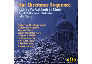 The Choir of St.Paul's Cathedral/Scott/Royal Phil - Our Christmas Sequence - (CD)