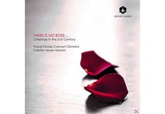 Seyer-Hansen/Vocal Group Concert Clemens - There is no Rose - (CD)