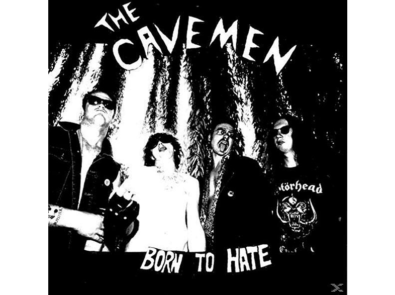 Cavemen - Born To Hate [Vinyl]