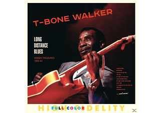 T-Bone Walker - Long Distance Blues (Ltd.180g Vinyl) - (Vinyl)