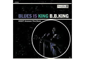 B.B. King - Blues Is King (Ltd.Edt 180g Vinyl) - (Vinyl)