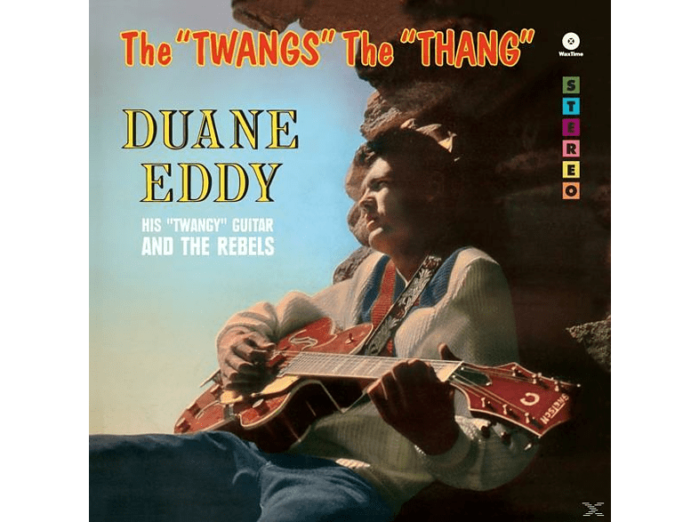 Duane Eddy - The Twangs The Thang+2 Bonus Tracks (Ltd.180g V [Vinyl]