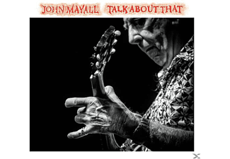 John Mayall - Talk About That - (CD)