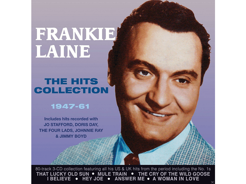 Frankie Laine - The Hits Collection 1947-61 [CD]