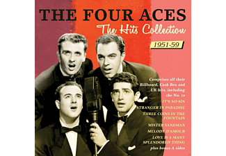 The Four Aces - The Hits Collection 1951-59 - (CD)