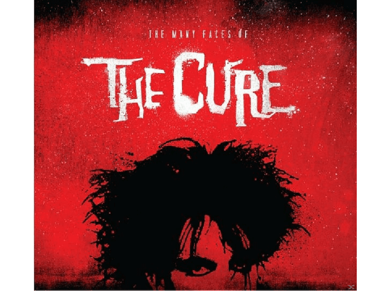 The Cure, VARIOUS - Many Faces Of The Cure [CD]