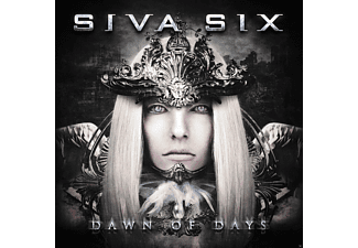 Siva Six - Dawn Of Days - (CD)