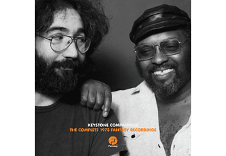 Merl Saunders, Jerry Garcia - The Complete 1973 Fantasy Recordings - (Vinyl)