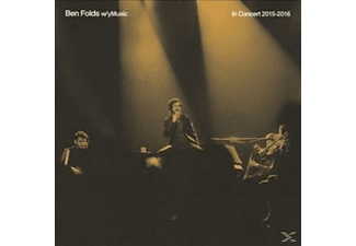 Ben Folds - In Concert 2015-2016 - (EP (analog))