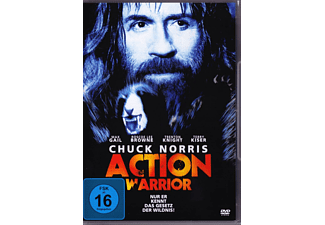 Action Warrior - (DVD)