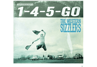 The Western Sizzlers - 1-4-5-Go - (CD)