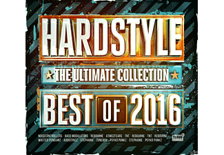 VARIOUS - Hardstyle Ultimate Collection-Best Of 2016 - (CD)