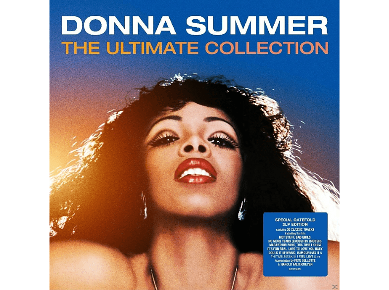 Donna Summer - Ultimate Collection [Vinyl]