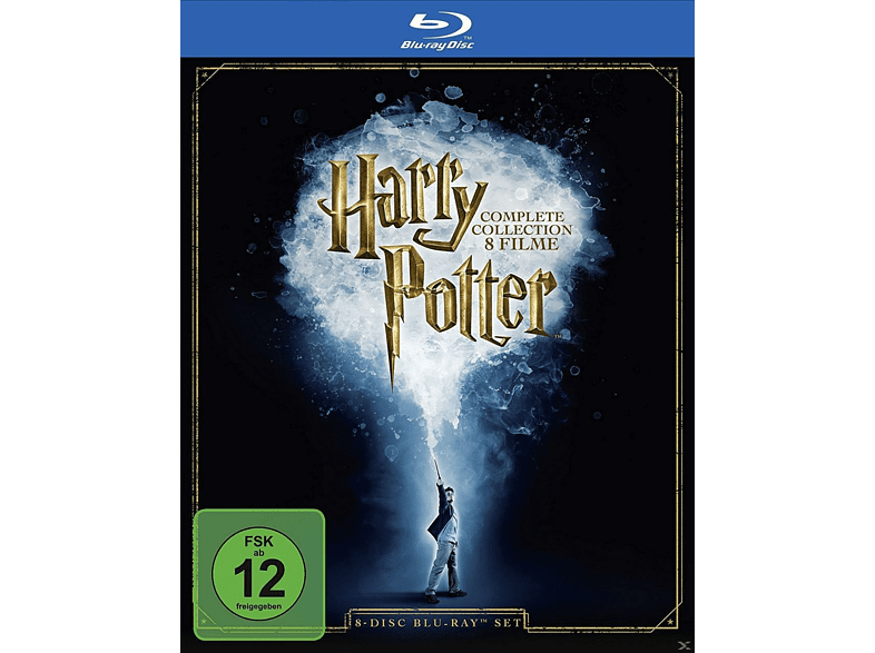 Harry potter the complete collection auf blu ray online kaufen harry potter the complete collection blu ray fandeluxe Gallery