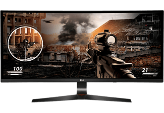 "LG Moniteur 34UC79G 34"" UltraWide Full-HD IPS Curved"
