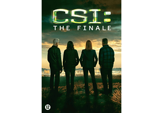 CSI Las Vegas The Finale - DVD