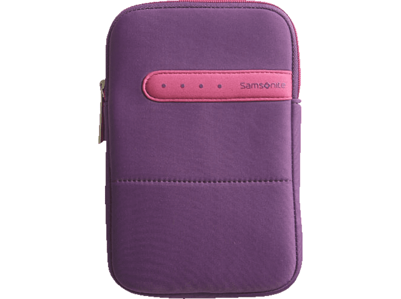 SAMSONITE Colorshield Notebooktasche, Sleeve, 7 Zoll, Lila/Pink